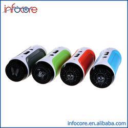 portable wall speaker amplified speaker bluetooth speaker subwoofer
