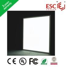 CRI>80 110V-240V 36W 54W 40W 60W 600x 600 led panel light emergency kit