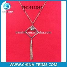 newest fashion style acrylic necklace TN201411844