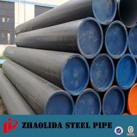ASME B36.10M gold supplier industrial seamless titanium pipe