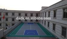 New design non-slip high quality portable Volleyball Flooring