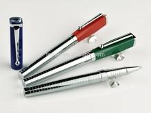Metal signature pen decorative roller pens