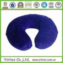 Portable Small Neck Pillow, Memory Foam Small Travel Pillow