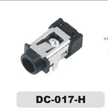 dc jack connector female connector dc power DC017-h