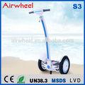 Caliente venta Airwheel S3 de dos ruedas carro del vehículo barato de la bicicleta eléctrica