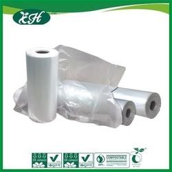 wholesale promotional custom plastic poly rolling garment bag for suit