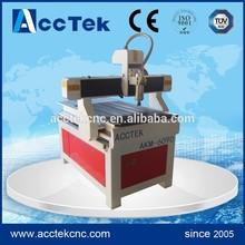 AccTek Practical mini engraving cnc AKM6090