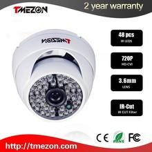 Hot onvif Megapixel Full HD 700TVL sony ccd aluminium housing infrared sony ccd cctv dome camera