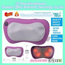 FreeField brand massage cushion, Massage Pillow (Model No. F-818) , Massage Pad,Massage Cushion