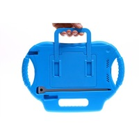 3D mini radio Kids EVA tablet stand case for iPad Mini soft thick foam shockproof