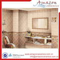 papel pintado cerámica cuadros decorativos para cuarto de baño de porcelana de hueso
