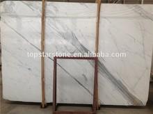 Italian Calcite Marble Statuarietto White