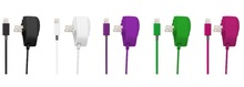 Electrical Cable Charger 5V 1A/2A/2.1A For iPhone/iPad/Android Phones and Tablet PC with UL/FCC approved