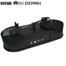 Vinyl music records Convert Vinyl music to USB and Micro SD Card No need Computer ezcap613