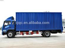 JAC 4x2 Van truck for sales with price