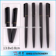 Best twist action black color hotel pen
