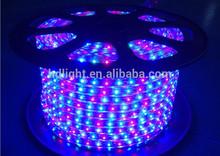 LED Lichterkette Strip Streifen 230V mit 60x 5050 SMD pro Meter Weiss 30m - 50m