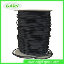 Super Black Round Nylon Elastic Cord for Garment