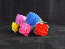 Best valentine gift never fade Color changing led rose light