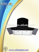 negroisla campana y la combinación de escape de cobre tipoisla campana
