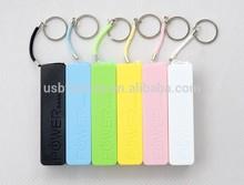 Popular portable smart power bank perfume 2600mah