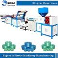 Cuerda de plástico de la máquina/lacerado de plástico que hace la película de producción