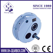 mining crushers belt drive speed reduction gearbox