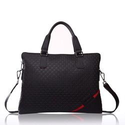 Handle leather handbag parts