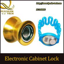 Digital RFID card desk cabinet lock , electric locker lock for swimming pool