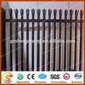 Palisade barra de ângulo cerca/aço picket fence bar fábrica profissional fornecer desenho