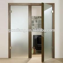 newest high quality door double glazed doors