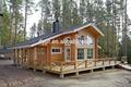 الجاهزة وود هاوس، خشب المنزل