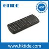 Multimedia Ultra Mini 2.4G RF Laser Wireless Keyboard With Touchpad