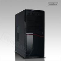 Full ATX / Micro ATX Gaming Gehause Case Moding Desktop Pc mit LED Lufter