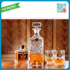 France lead free crystal shot glass vodka shot glass hot sale whisky glass wholesale