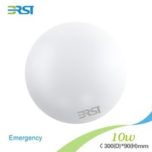 BRST external battery operated 300 minutes emergency led lamp ceiling