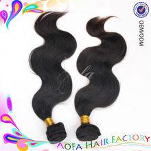 Natural raw Malaysian hair, virgin malaysian hair bundles