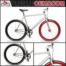 Lastest Hi-ten steel frame 700C tyre fat tire bicycle