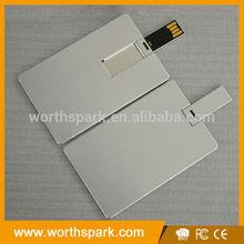 1gb 2gb 4gb 8GB metal business usb card