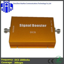 Freeshipping EMS DCS 1800mhz mobile signal repeater/booster, AMPLIFIER RF 1pcs/lot