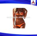 جديدة ذات جودة عالية مثير الفتيات بيكيني ملابس السباحة العصابة تويست النيوبرين مع سستة