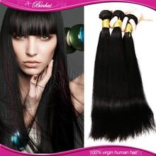2015 hot selling remi peruvian straight hair 100 % human hair yaki straight