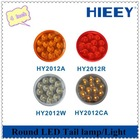 Super bright LED round light 4 inch tail LED lamp rear combination tail lamp for truck use