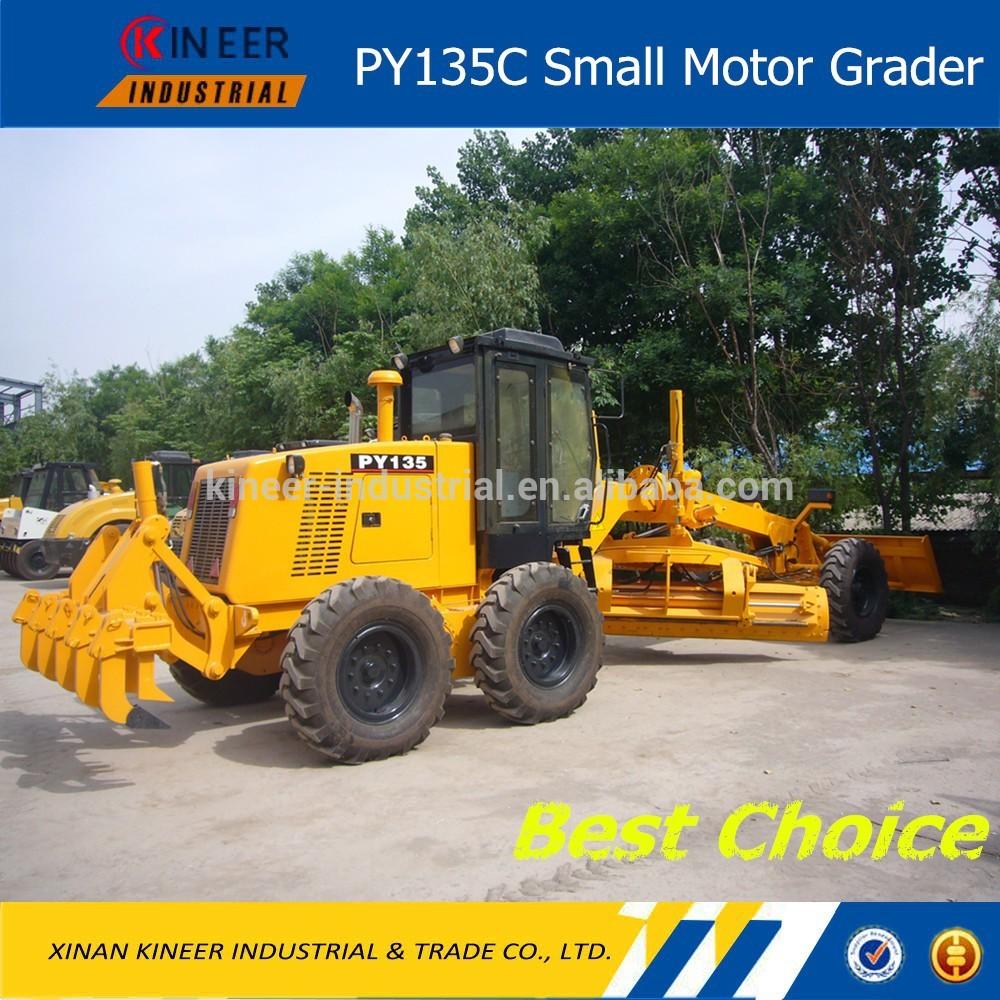 China Py135c 140hp Small Motor Grader Buy Py135c Motor