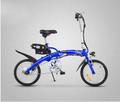 ลิเธียม- ionชาร์จแบตเตอรี่รถจักรยานไฟฟ้า