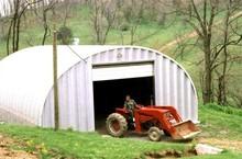 metal storage shelters