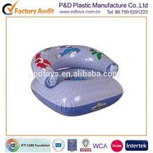 ASTM PVC air cheap inflatable sofa