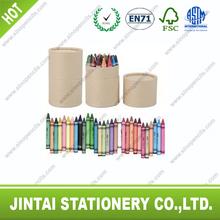 Art supplies Non-toxic Color Wax Crayons