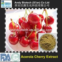 100% Good Quality Acerola Cherry Fruit Extract