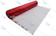 high grade foam sound proof blue foam underlay flooring underlays
